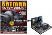 DC Batman Automobilia Collection Special #2 Bat Tank Dark Knight Returns Batmobile Eaglemoss